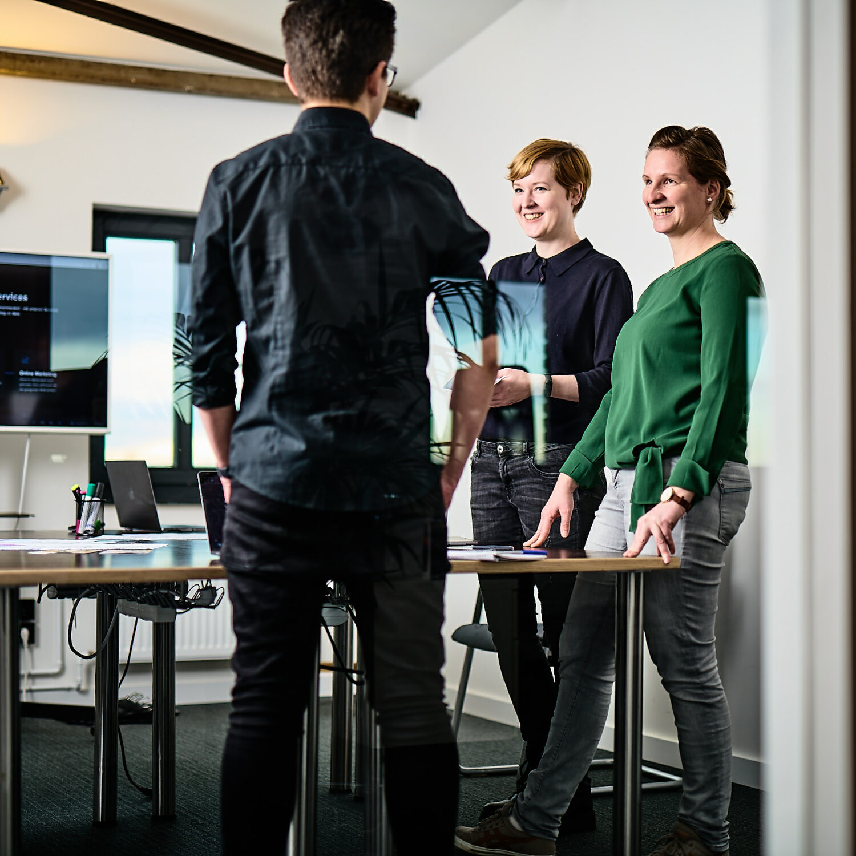 UX-Designer der Full-Service-Digital-Agentur e-pixler im Gespräch