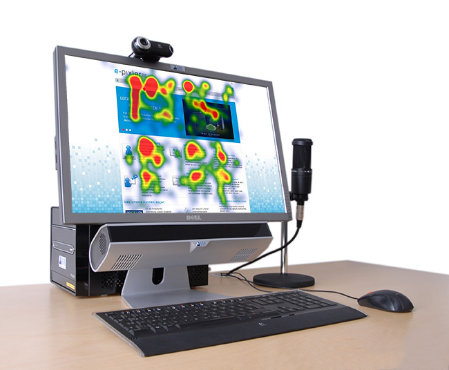 Illustration zu Eye Tracking