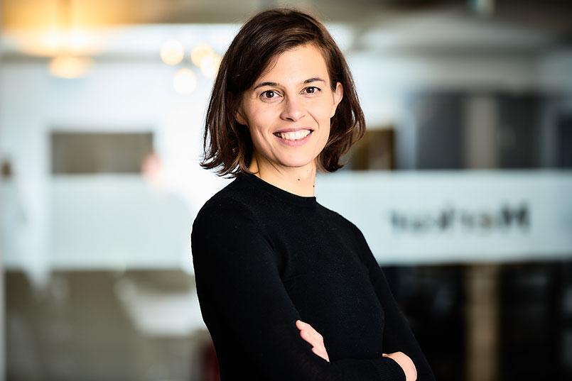 UX-Consultant Dr. Rebecca Walter