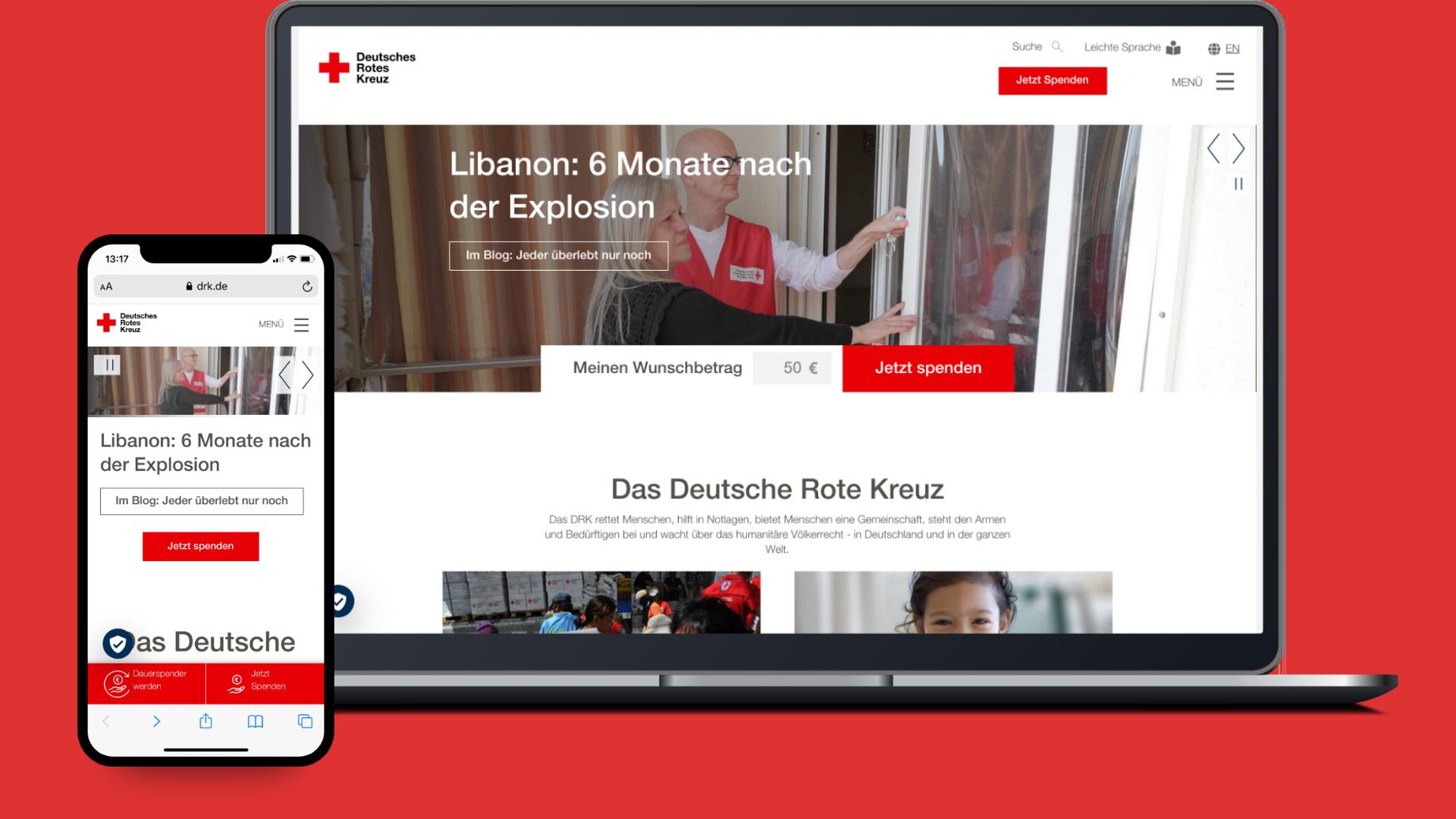Referenz deutsches rotes Kreuz