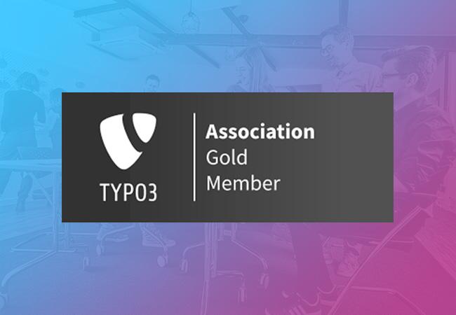e-pixler ist TYPO3 Gold Member